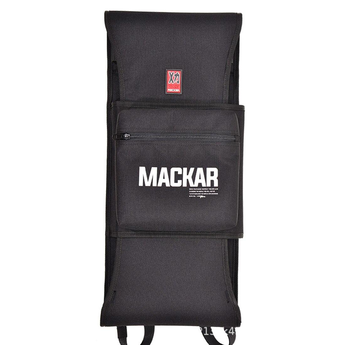 Skateboard Bag Four-Wheel Skateboard Pack Lightweight Bag For 120cm Longboard