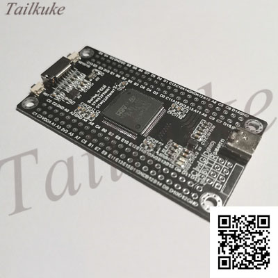 STM32H7 Development Board STM32H750VBT6 STM32H743VIT6 Core Board Minimum System Board