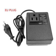 Voltage-Converter Travel-Adapter 200W 110V 220V To Eu/us/uk-plug Home