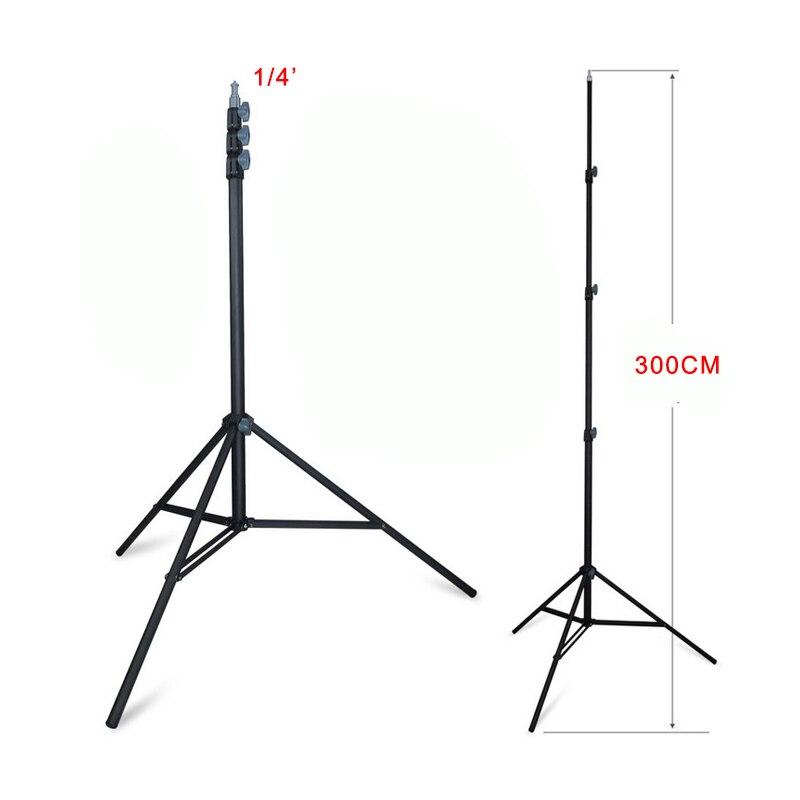 XEAST 300 CM/3 M Laser Level Stativ 1/4' Nivel Laser Stativ für Laser Stufe Einstellbar SPCC metall Stativ PRODUKT BILDER 2 134