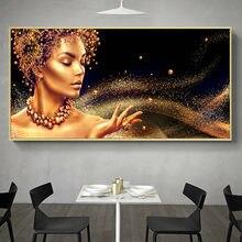 Африка золотые телесного цвета жемчужное ожерелье для женщин