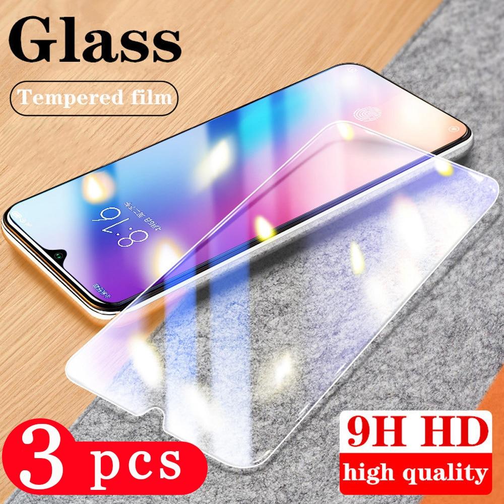 Pcs para xiaomi redmi note 8 3 pro 8A 8T VIDRO temperado redmi 6A 6 7A nota tela 7 pro telefone protetor de película protetora de vidro
