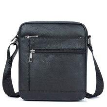 Westal men's shoulder bag men's leather pocket men's pocket men's pocket men's messenger pocket men's leather handbag pocket