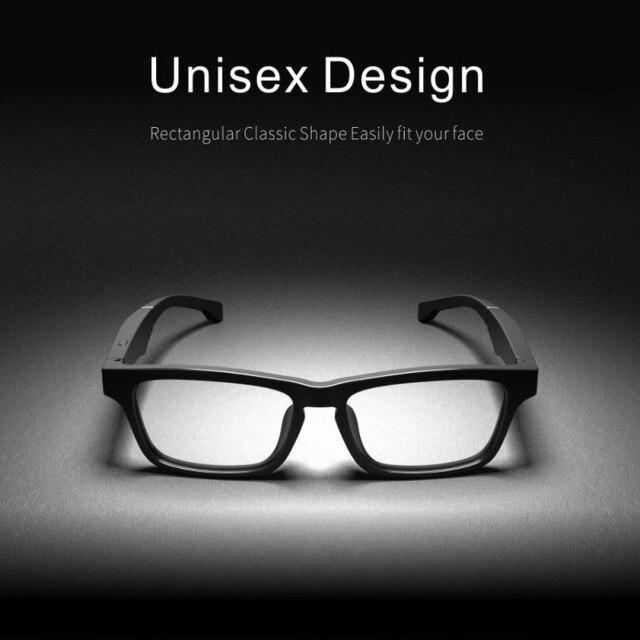 الراقية نظارات ذكية سماعة لاسلكية تعمل بالبلوتوث حر اليدين دعوة الموسيقى الصوت فتح الأذن النظارات الشمسية!