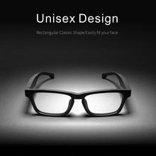 גבוהה סוף חכם משקפיים אלחוטי Bluetooth דיבורית שיחות מוסיקה אודיו פתוח אוזן משקפי שמש!