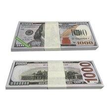 Предок жертвовать деньги небо ад банкноты доллара США Joss Бумага деньги призрака Бумага деньги в честь предков