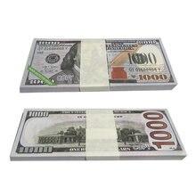 Antepassado sacrifício dinheiro céu inferno notas de banco dólar usd joss papel fantasma dinheiro honrar antepassados