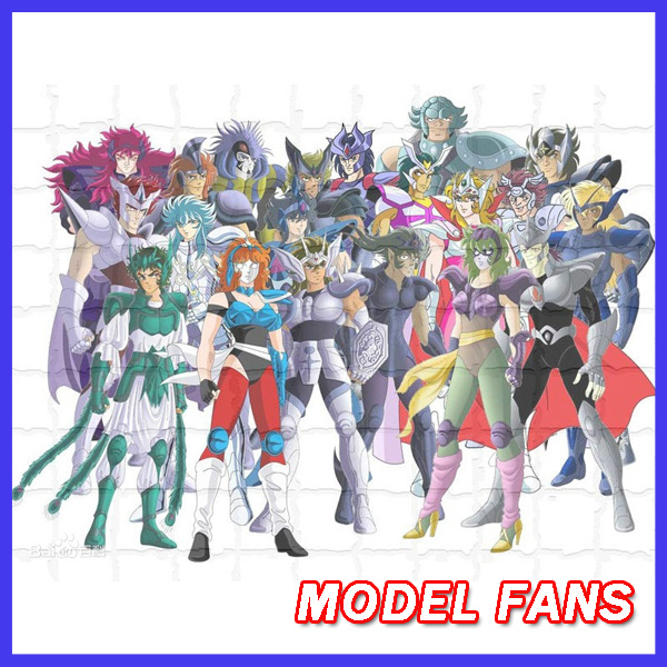 Фигурки моделей из смолы KAKA Saint Seiya GK, в наличии