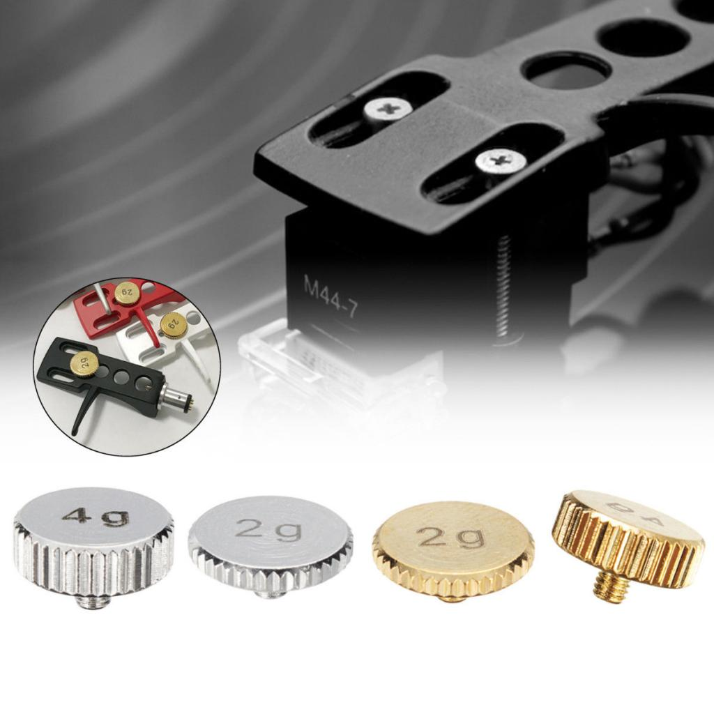 Shell Weight Headshell For LP Player Turntable Cartridge Parts
