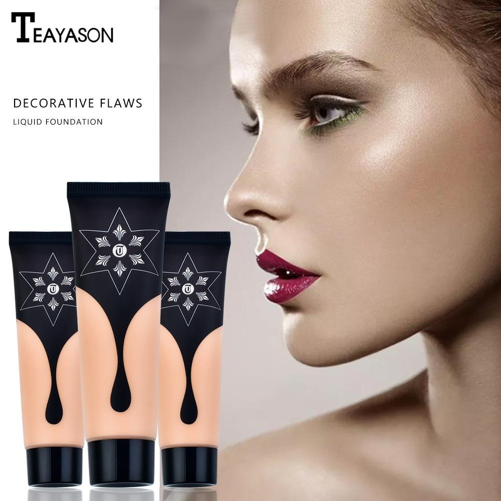Natural BB Cream Whitening Moisturizing Face Care Foundation Base Makeup Brightening Concealer Cream Face Beauty Primer TSLM1
