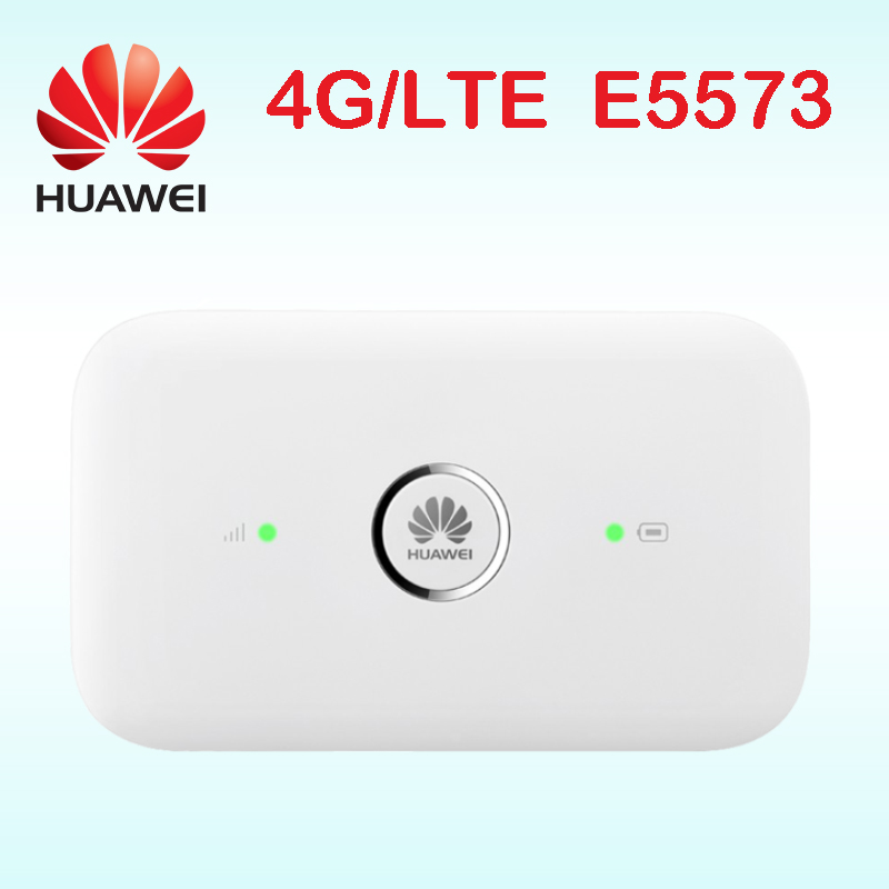 Unlocked Huawei E5573 4g Wifi Modem Lte Wifi 4g Router With Sim Card E5573cs-609 Pocket Wifi 4g Mobile 3g 4g Router 150m