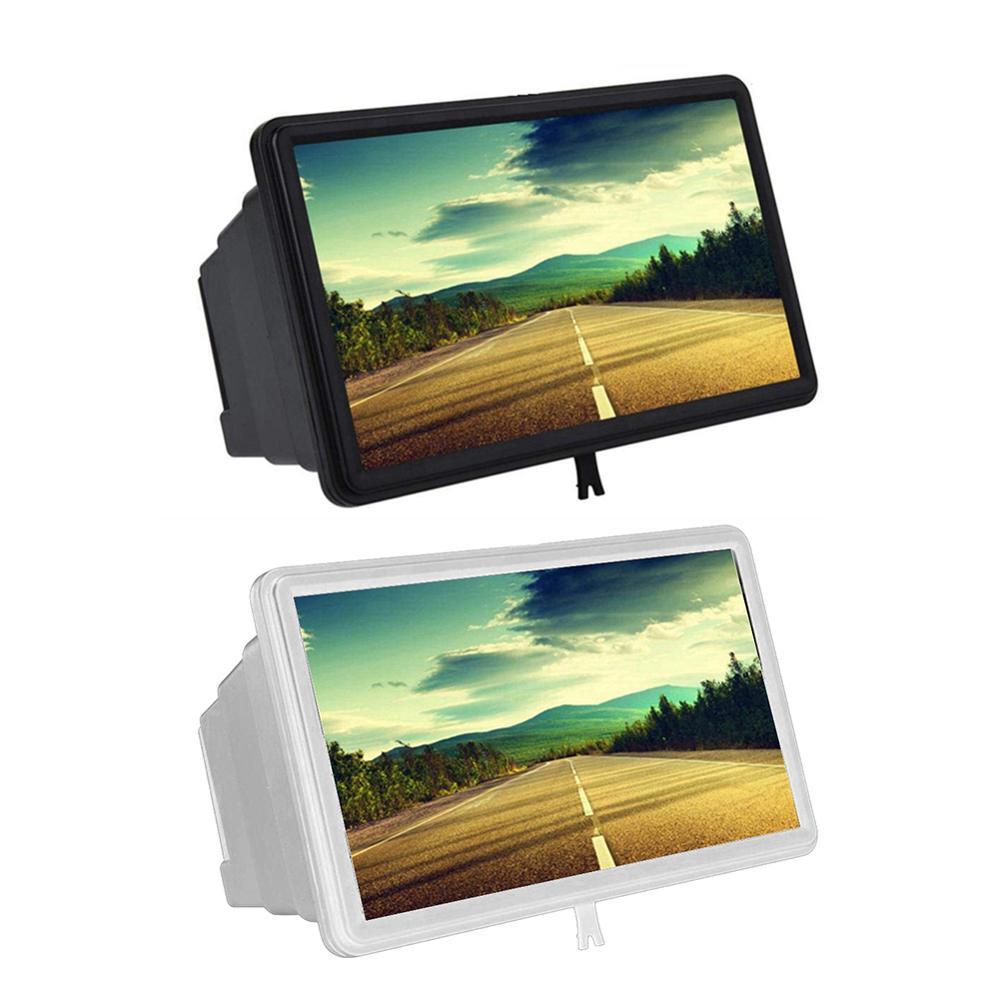 Universal Portable 3D Video Enlarge Smartphone Screen Magnifier Amplifier