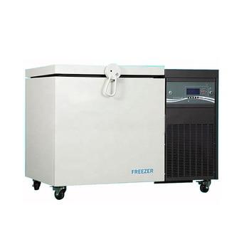 Горизонтальный термостатический холодильник 208l с температурой 0 ~-86 градусов ниже нулевого 208l для промышленного использования