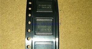 Image 1 - 2 개/몫 D16861GS SSOP24 D16861 SSOP 16861GS SMD SOP SMD 재고 있음