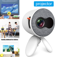 Mini Portable Pocket Projector 1080P HDMI USB 3D LED Projector Video Player Kids Gift NC99