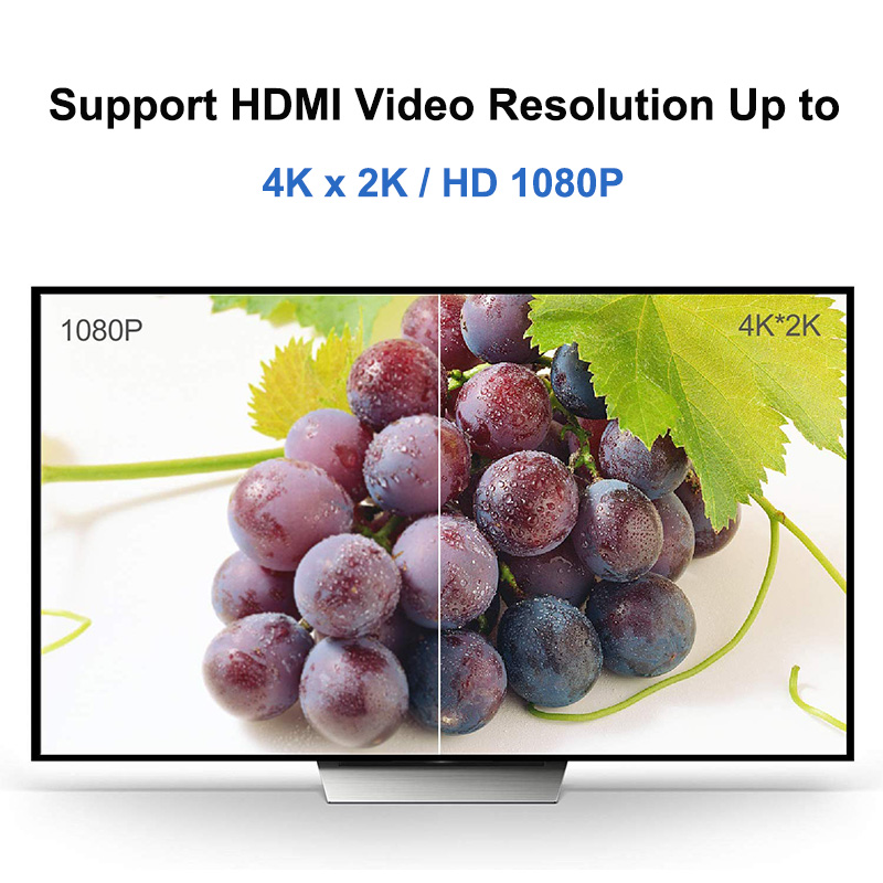 Image 2 - Мини порт дисплея к HDMI 1080P 4k, кабельный проектор, ТВ проектор DP, порт дисплея 1,4 для apple Macbook air pro Mac, мини разъемКабели HDMI    АлиЭкспресс