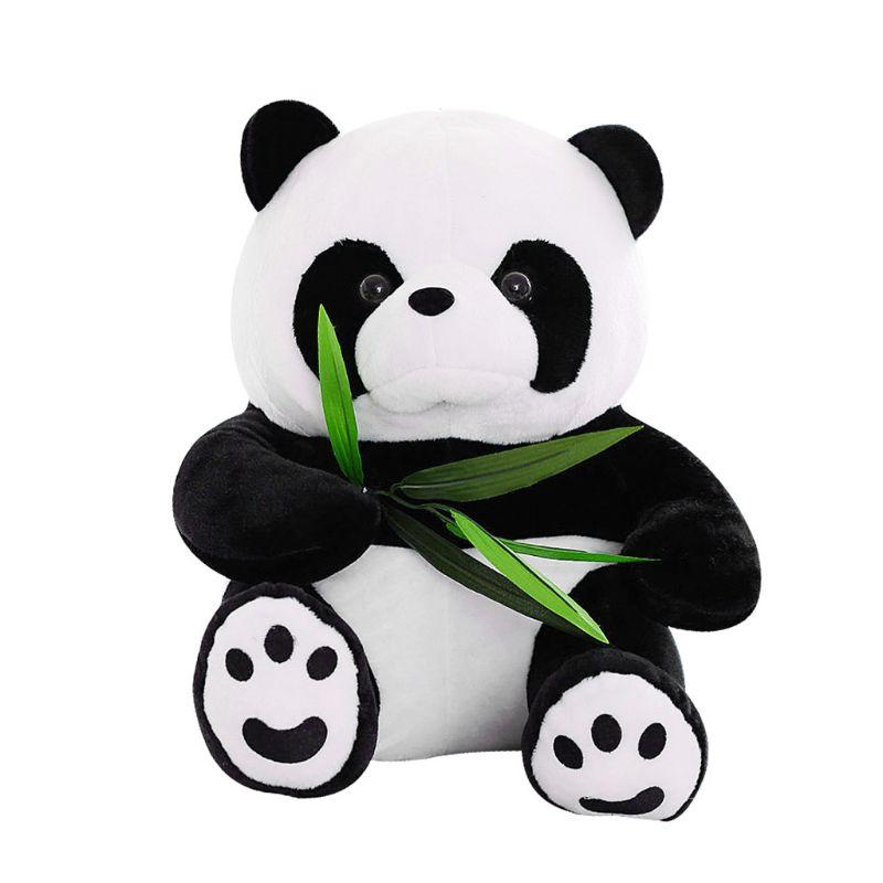 7.87In New 20CM Stuffed Plush Doll Toy Animal Cute Panda Birthday Gift. HOT