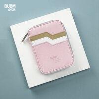 BUBM Externe Festplatte Trage Fall 2,5 Zoll Portable HDD Lagerung Tasche Für WD U Disk Kopfhörer Sd-karte USB kabel (Schwarz)