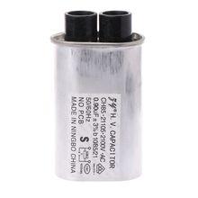 AC 2100V Микроволновая печь высокого напряжения HV конденсатор Замена Универсальный
