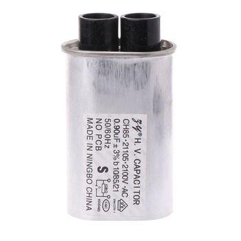 AC 2100V kuchenka mikrofalowa wysokiego napięcia wymiana kondensatora HV uniwersalny tanie i dobre opinie MEXI CN (pochodzenie) Części kuchenka mikrofalowa 4n45799