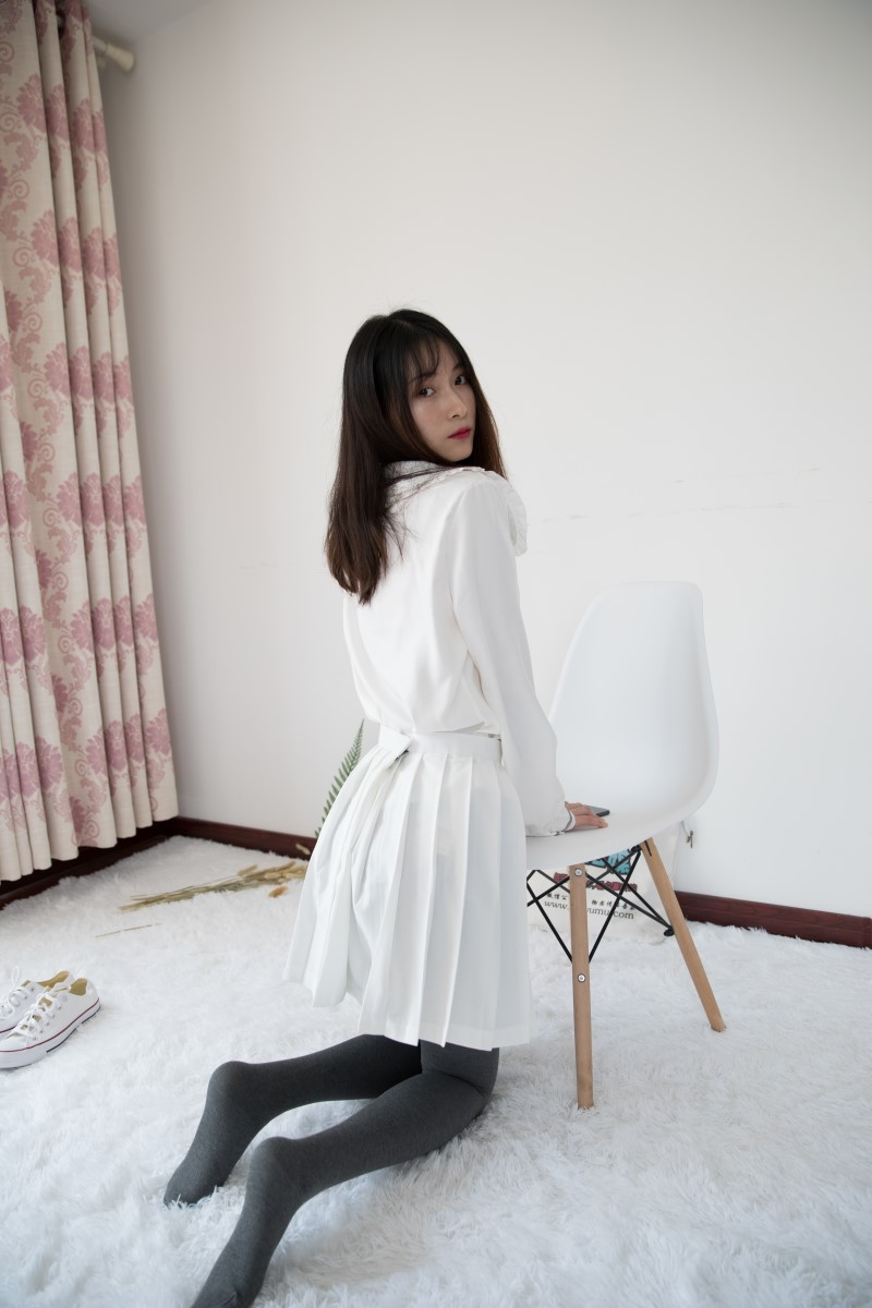 ⭐名站写真⭐物恋传媒-No.378猫耳-温暖的灰[142P/1V/3.52G]插图1