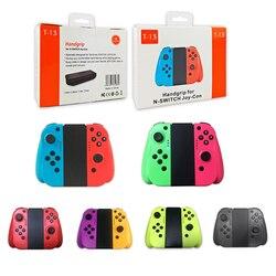 Игровой коммутатор, беспроводной контроллер, Bluetooth джойстик с левой и правой стрелками для Nintendo Switch NS Joy Game Con, ручка для Switch Joy Game