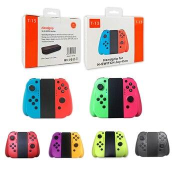 Mando inalámbrico conmutador de juego con Bluetooth a la izquierda y derecha para Nintendo Switch NS Joy Game con empuñadura para cambiar Joy Game