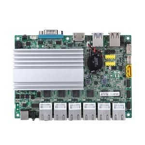 Image 4 - Qotom Mini PC Q500G6 S05 with Celeron Core i3 i5 i7 AES NI 6 Gigabit NIC Router Firewall Support Linux Ubuntu Fanless PC