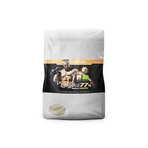 Энергетические чувства, белок, веганская ваниль, экологичный, 77% белок, без глютена, 1 кг-XL Упаковка