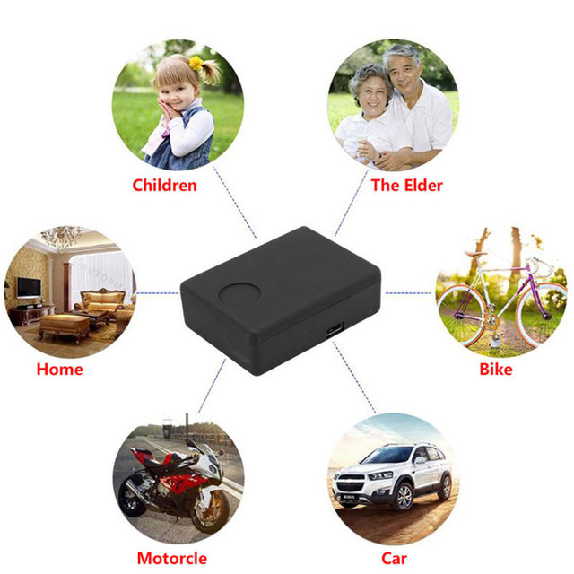 Mini Spy GSM Device N9 Audio Monitor Listening Surveillance 12 Days Standby Time Personal Mini Voice Activation Built in Two MIC 3