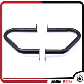 Fit For TRIUMPH Bonneville T120 Thruxton 1200 Thruxton R Street Cup/Twin Bonneville Bobber Body Protection Bar Crash Bar Bumper