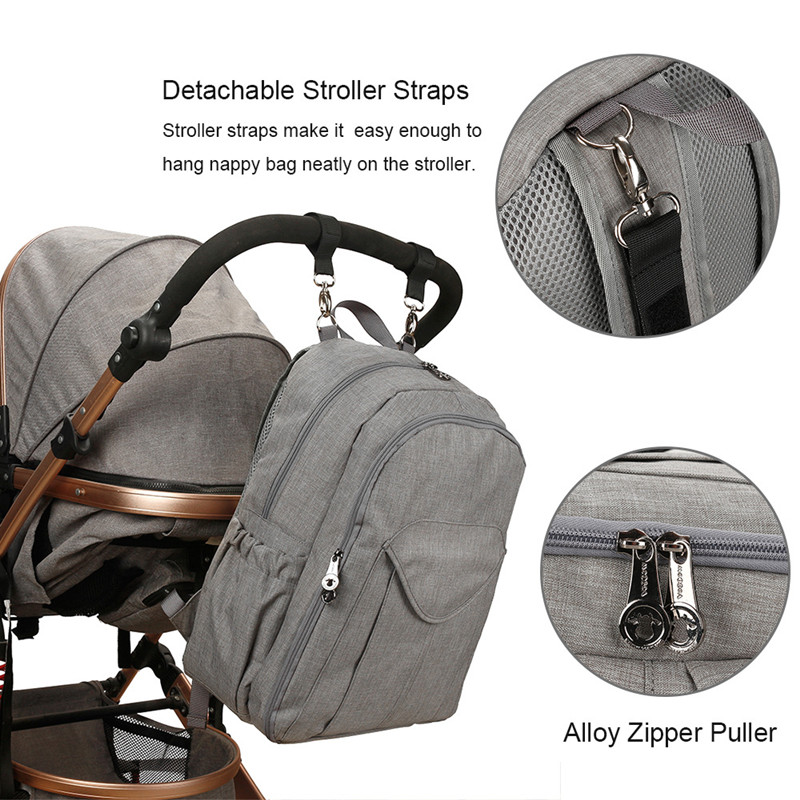 Mummy Baby Diaper Bag Backpack Organizer New born Mother Maternity Baby bag Bags For Mom Mommy Stroller diaper bag