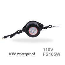 Power Supply 220v To 12v 110v Led Transformer Adapter 105w Waterproof Connection Swimming Pool Lights LED Driver