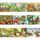 Flowers Birds DIY 5D...