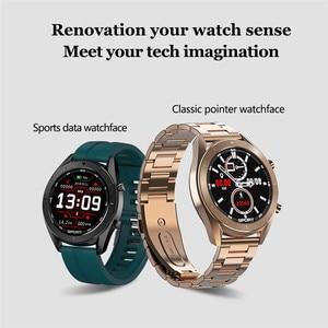 Image 4 - DT99 Bluetooth Smart Watch Men ECG Detection IP68 Waterproof Multiple Hot Selling Dial Fitness Tracker Long Life Battery VS DT98