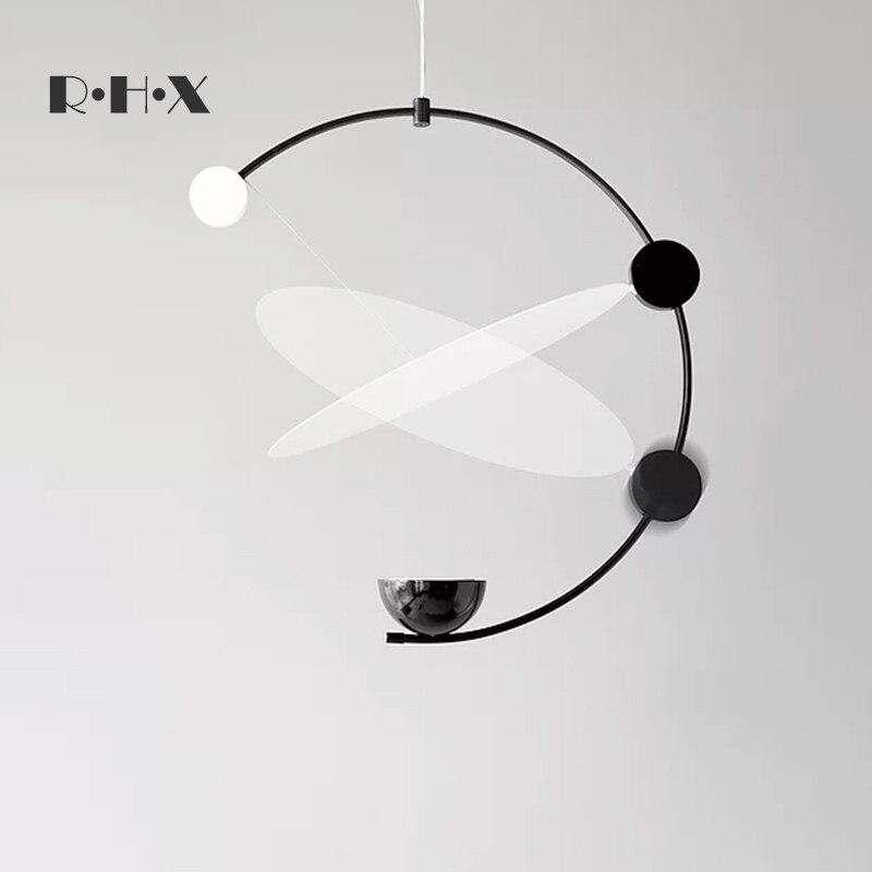 Modern Hanglamp Luminaire Suspendu Rope LED  Pendant Lights  Restaurant   Pendant Lights Deco Chambre