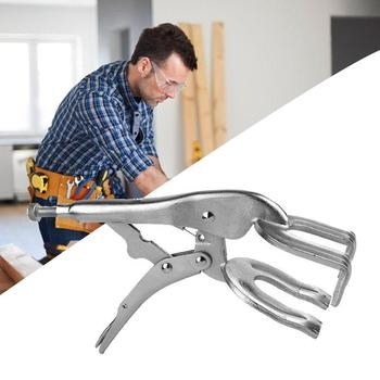 Locking Pliers Welding Tool 10 u-Shaped, High-Carbon Steel Multifunctional Clamp Tool for Fixed Clamping Welding h59400 clamp 9 locking welding clamp alloy steel vise grip locking welding quick pliers wood tenon locator