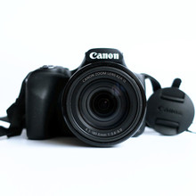 USED Canon PowerShot SX520 16Digital Camera with 42x Optical