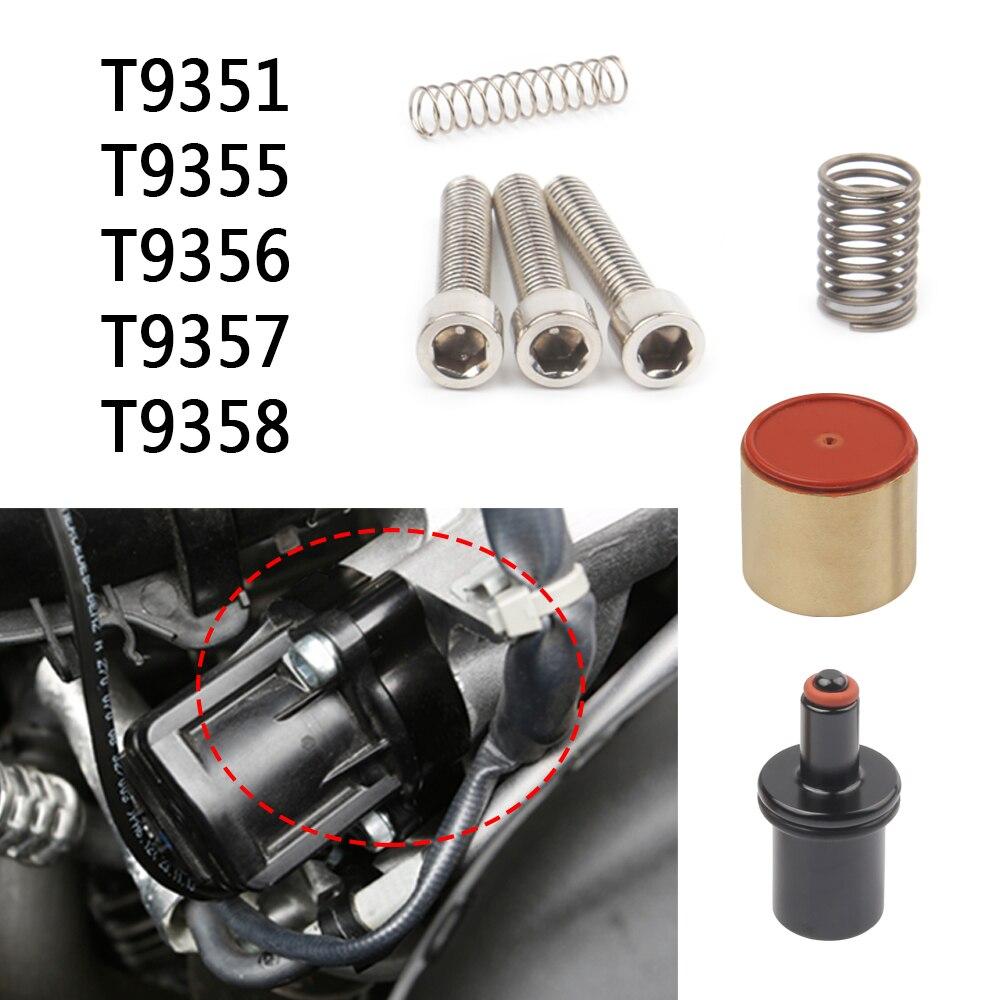 T9351 T9355 T9356 T9357 T9358 DV + Kinerja Diverter Valve Cocok Berbagai Untuk BMW untuk Ford untuk VW untuk Audi title=