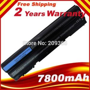 9 Cell 6600mAh Laptop Battery T54FJ M5Y0X N3X1D P9TJ0 For Dell Latitude E6420 E6520 E5520 E5420 E6430 E6530 NHXVW