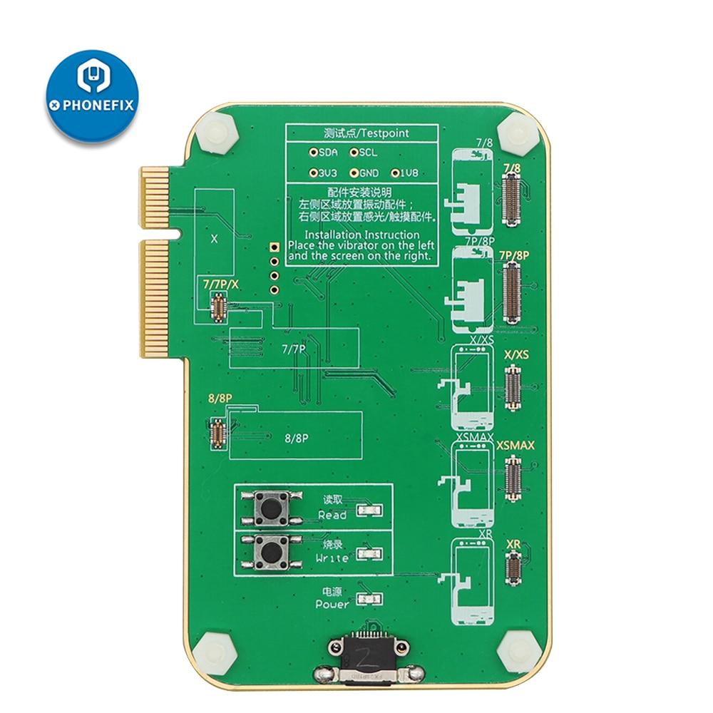 home improvement : JC Pro1000s LCD Screen Photosensitive Data Read Write Module Light Sensor Programmer for iPhone 7 7P 8 8P X  XS MAX  11 PRO MAX
