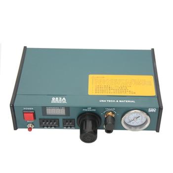 цена на YDL-983A Professional Precise Digital Auto Glue Dispenser Solder Paste Liquid Controller Dropper 220V Fluid Dispenser Tools
