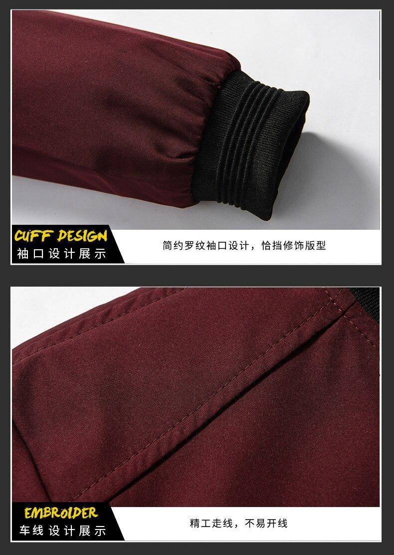 Hbd298ca2939e44dbb1b9a87c50b16cecz 2019 new jacket loose men's bomber jacket men's casual hip hop baseball collar print fashion jacket smooth jacket streetwear