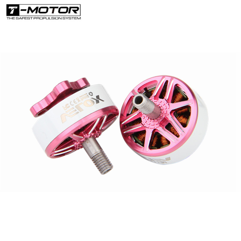 1 Uds T-Motor VELOX V2207 2207 1750KV 1950KV 4-6S / 2550KV a 2-4S de Motor sin escobillas para RC Drone FPV Racing Multirotor piezas de control remoto ACC