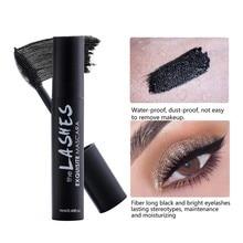 4D Silk Fiber Lash Mascara Waterproof 3D Mascara For Eyelash Extension Black Thick Lengthening Eye Lashes Makeup Cosmetics