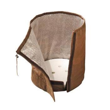 Torba ochronna Pot Heavy-duty zima powtarzalna ochrona UV uniwersalny Bio zielony czajnik ochrona garnek dekoracja wysokiej jakości tanie i dobre opinie Other pot protection bag fabric + bubble bag + foam Quick delivery