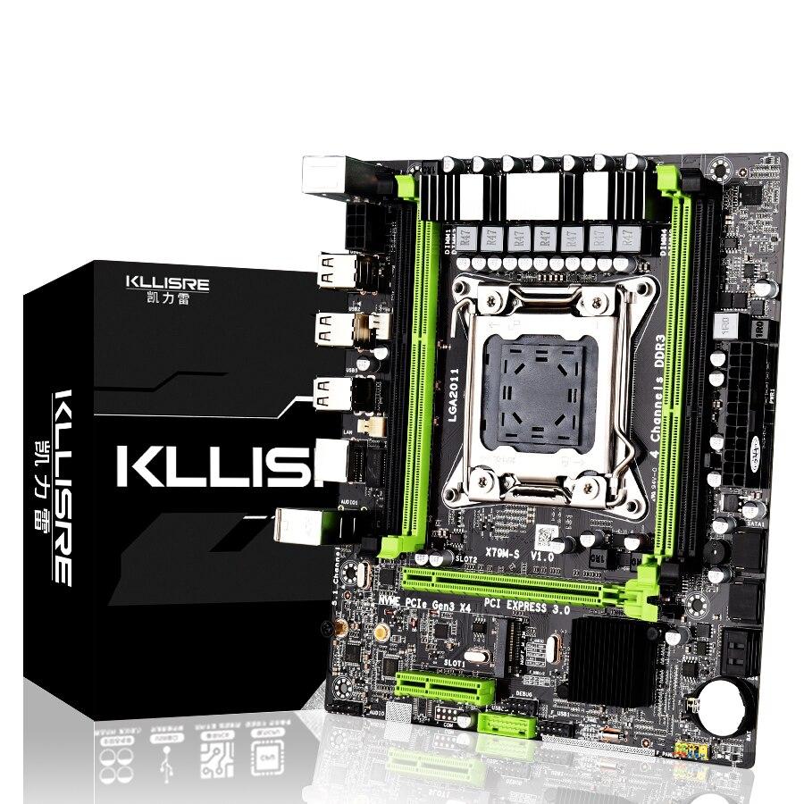 Image 5 - Kllisre X79 マザーボード Xeon で設定 LGA2011 E5 2620 V2 2 × 8 ギガバイト = 16  ギガバイト 1600MHz DDR3 ECC REG メモリ    グループ上の パソコン