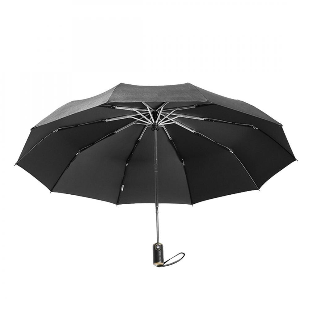 Aotu Folding Umbrella Automatic Paraguas Rain Women Men Sun Rain Auto Paraguas Compact Windproof Style Clear Men Travel Umbrella in Umbrellas from Home Garden