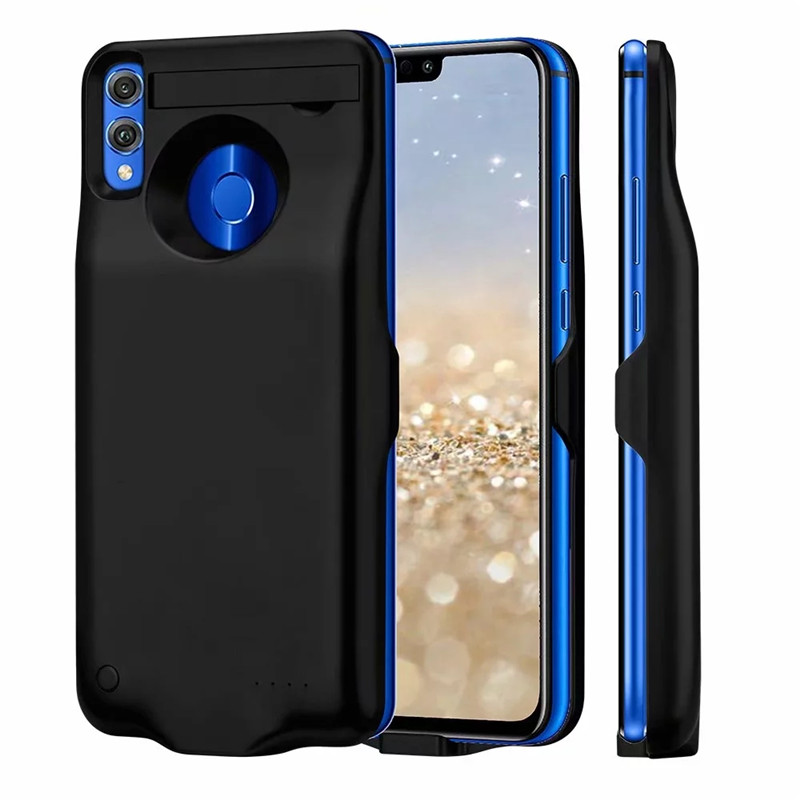 Case Charger-Cover Usb-Power-Bank Honor Huawei for Honor/8x10/9-lite/.. Shockproof Smart title=