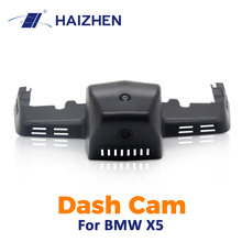 цена на HAIZHEN Dash Cam 1080P HD Video Recorder 6-Lens WiFi APP Dedicated Hidden camera dvr car Dashcam for BMW X5 dvr Free Shipping